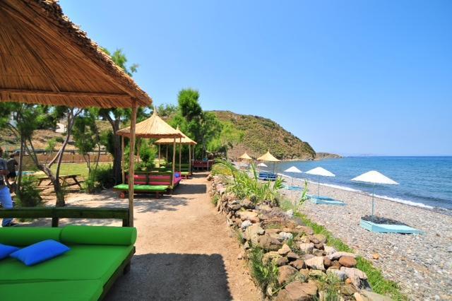 Sea front Bungalow + Beach - Image 1 - Bodrum - rentals