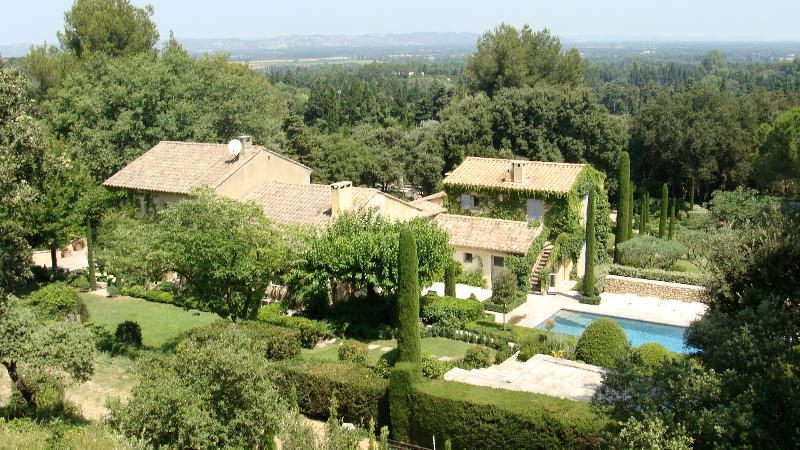 Mas Cigale. St-Remy-de-Provence. - Image 1 - Saint-Remy-de-Provence - rentals