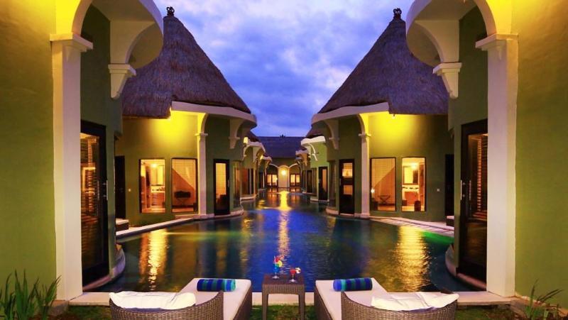 60m Lagoon - B12 1BDR Staffed Luxury + 60m Pool! - Seminyak - rentals