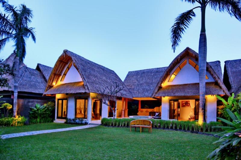 Expansive Garden and Private Pool Villa - B18 Luxury 2BDR 2xPool+Staff+BFast - Seminyak - rentals