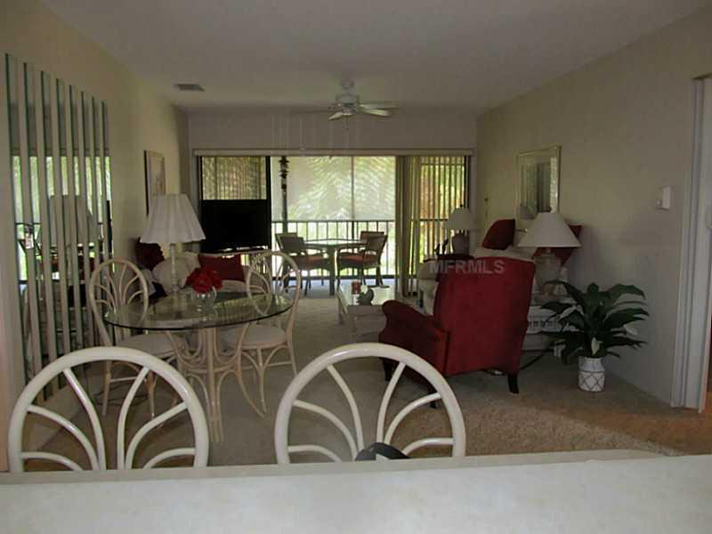 Spacious Living Room to Lanai - NOW Available for 2018!!! Beautiful 2/2 Condo in Forest Park! - Englewood - rentals