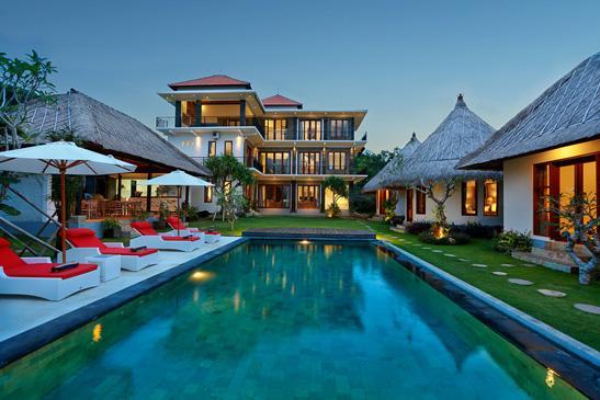 Gorgeous views, pool & lounge area, villa and bungalows - Kanda Hill Bingin Beach Bali - Pecatu - rentals