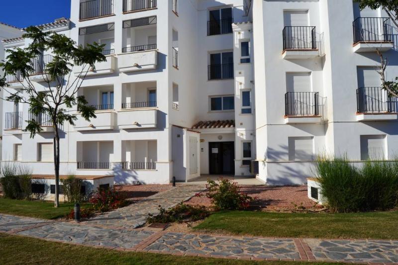 Second level left of main entrance - Hacienda Riquelme Golf Resort, 68 Atlantico Apt.1B - Sucina - rentals