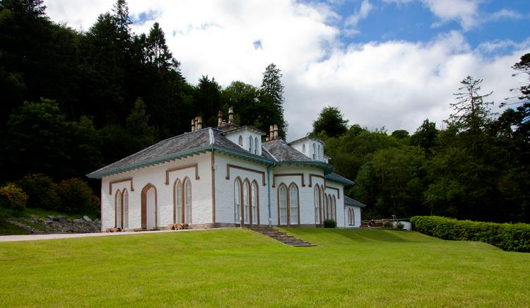 Front of House - Large, Luxury House in Loch Lomond Sleeps 21 - Arrochar - rentals