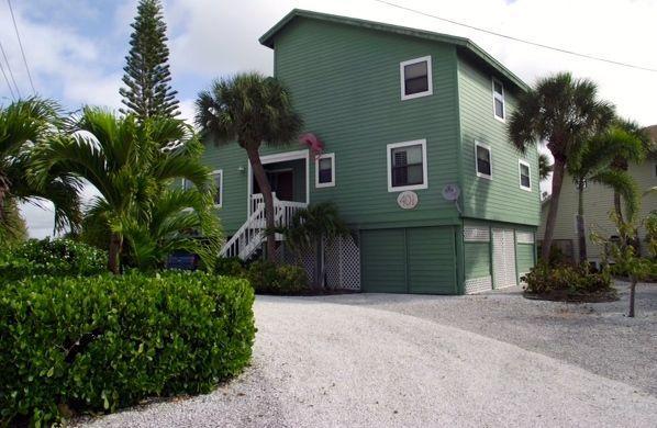 Come and enjoy the privacy of the beach house and beach.... - Boca Grande Beach Home (Pet Friendly) - Boca Grande - rentals