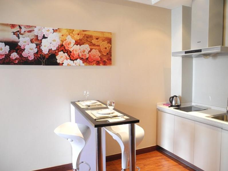 Entire Suite 6km to the Bund 8532 - Image 1 - Shanghai - rentals