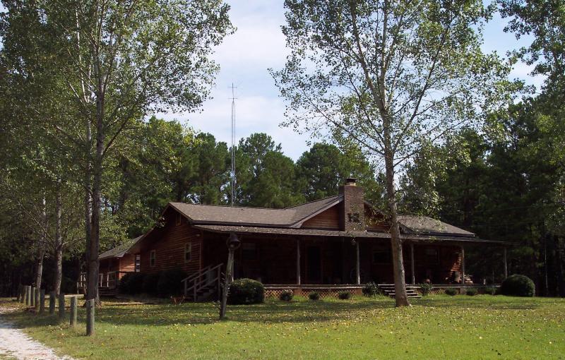 Hawkins Ridge Lodge - Image 1 - Eufaula - rentals