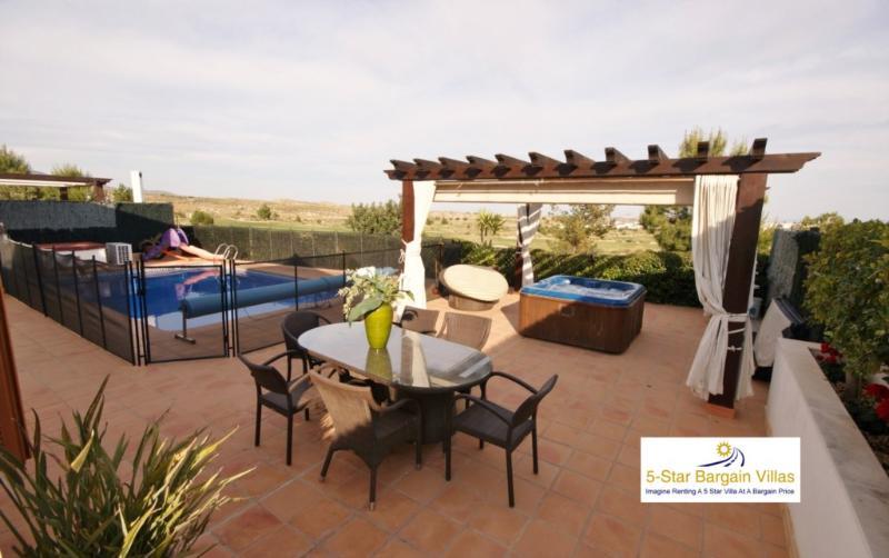 Villa Cleopatra, El Valle Golf resort Murcia Spain - Image 1 - Murcia - rentals
