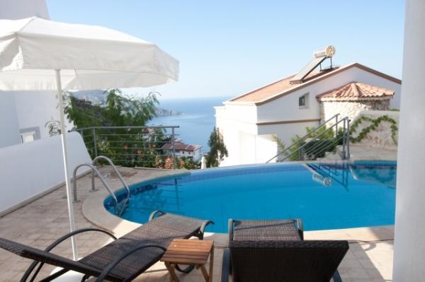 Villa Burak, Kalkan, Turkey Villas to rent - Image 1 - Kalkan - rentals