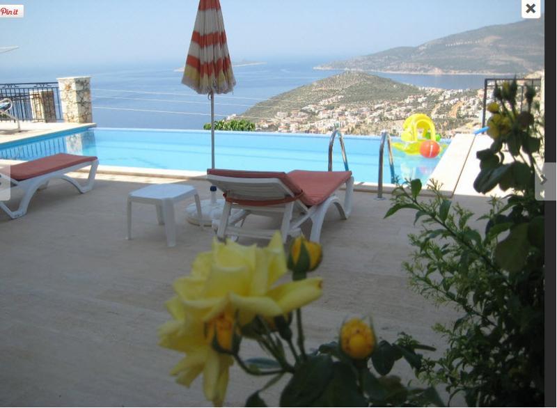 Villa Baynur, Kalkan, Turkey villas to rent - Image 1 - Kalkan - rentals