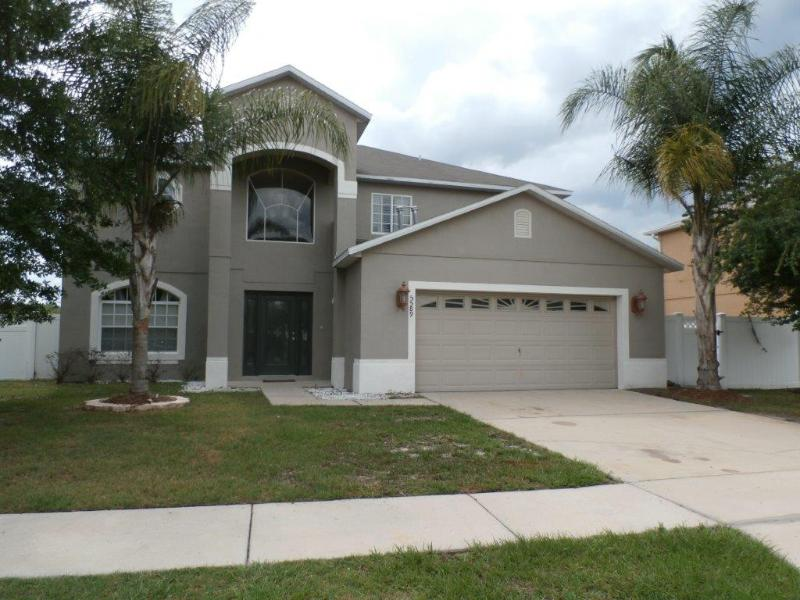 Frontage - LUXURY POOL & SPA VILLA, Kissimmee, Crescent Lakes - Kissimmee - rentals