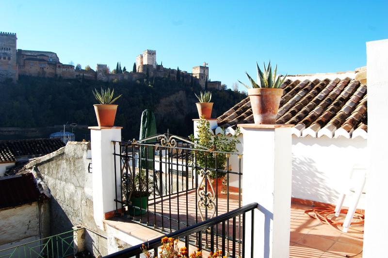 Atico de María la Chola A/C WIFI - Image 1 - Province of Granada - rentals