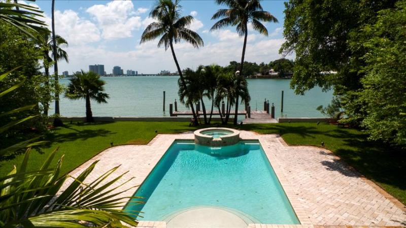 Villa Sol  Beautiful Villa in one of the nicest areas of South Beach. - Image 1 - Watersound Beach - rentals