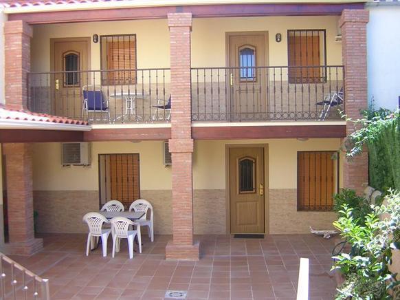 Apartments for 4 in Spain, Cáceres, Aldeacentenera - Image 1 - Torrecillas de la Tiesa - rentals