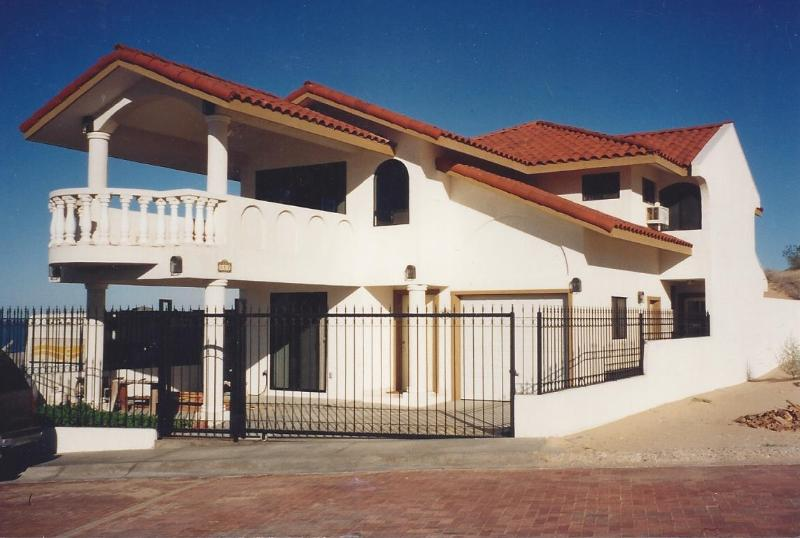 Frontof House 2000 - Casita for Rent- Monthly in Beautiful La Hacienda - San Felipe - rentals