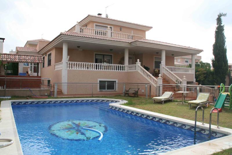 Estupendo Chalet para vacaciones - Image 1 - Molina de Segura - rentals