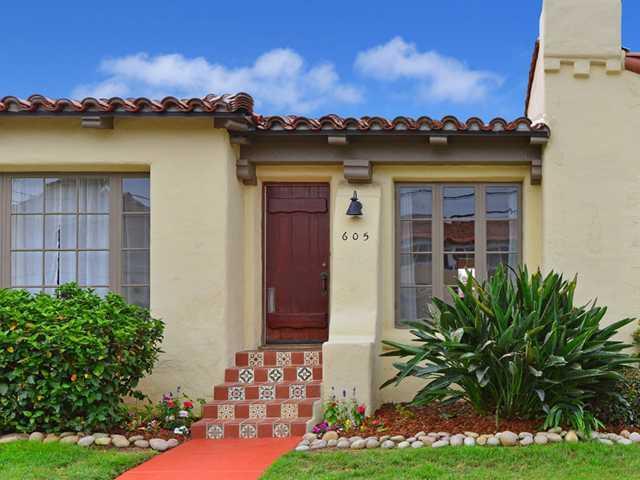 Entrance - La Jolla Casa Marina - 5 min walk to beach & shops - La Jolla - rentals