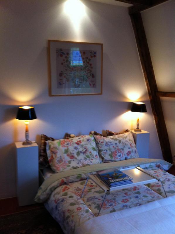 bedroom - ROMANTIC VILLA IN ENGLISH STYLE - Bussum - rentals