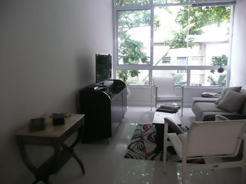 Living room - World Cup Football ; Rio de Janeiro ; Last minute - Rio de Janeiro - rentals