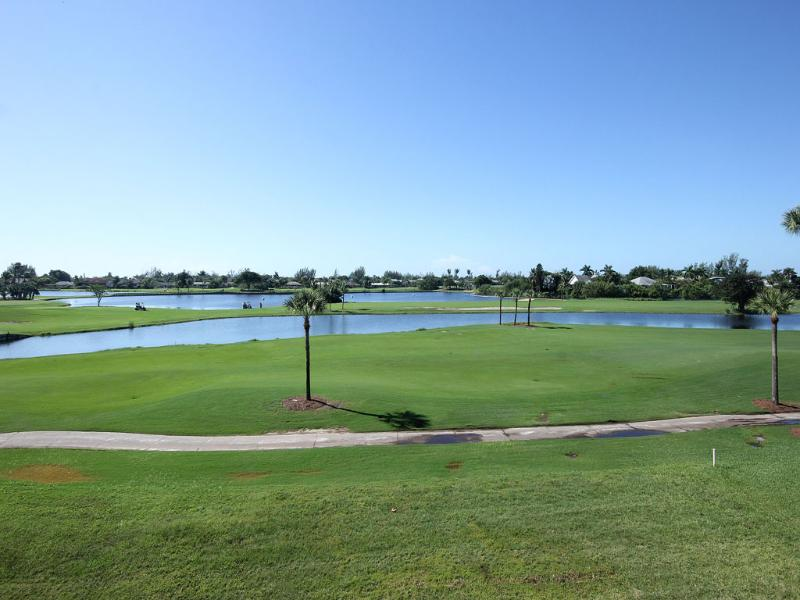 Golf view - Beach, Lake, Sunset View, Golf and tennis club - Sanibel Island - rentals