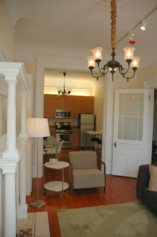 Bedroom 1 and Dining - Hip & Edgy Valencia St Flat - San Francisco - rentals