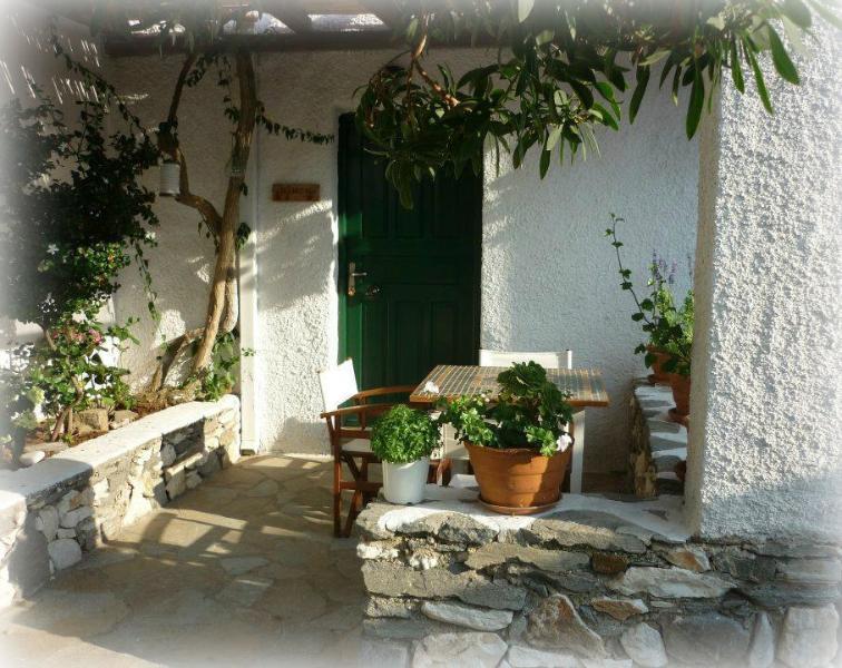 Private teracce - Secret Garden maisonette 1 - Paros - rentals