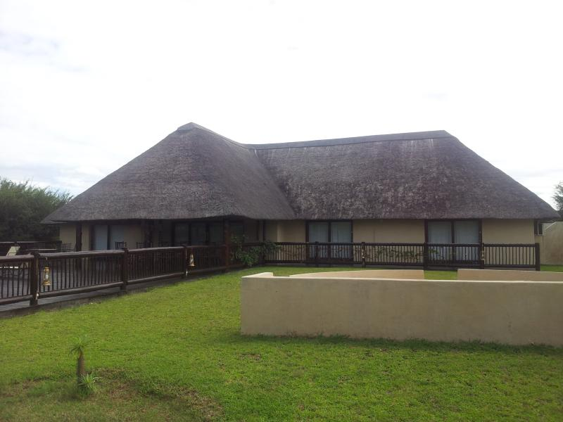 Front View - Holiday Home Rental In Wildlife Estate 26 - Hoedspruit - rentals
