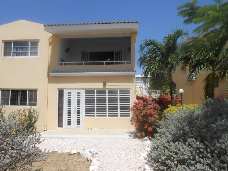 Exterior - Nice apartment at Seru Coral Resort in Curacao A164 - Christoffel National Park - rentals