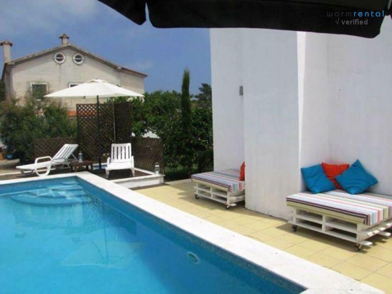 Pool  - Ajania Villa - Aldeia do Meco - rentals