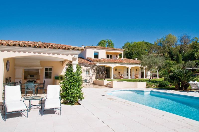 Villa Chagall St. Tropez Holiday Rental with a Pool - Image 1 - Gassin - rentals