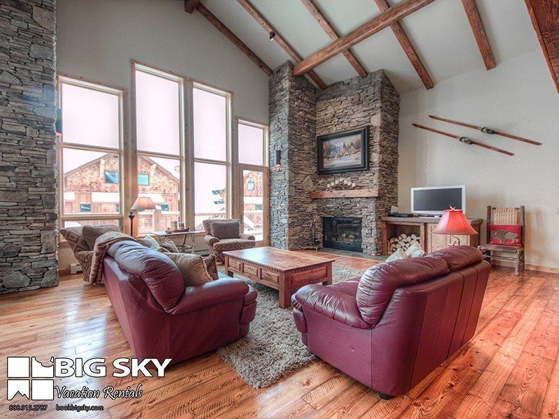 Black Eagle Lodge (Unit 26) - Image 1 - Big Sky - rentals