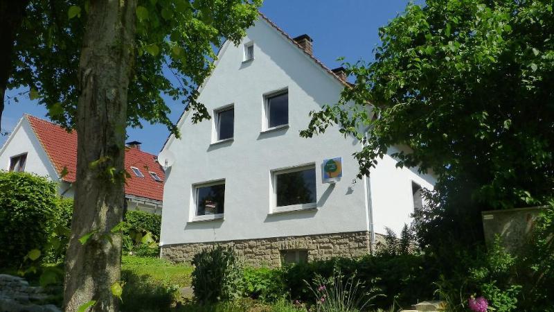 Vacation Home in Bad Driburg - 1378 sqft, idyllic, quiet, big house, close to Bad Driburg (# 5125) #5125 - Vacation Home in Bad Driburg - 1378 sqft, idyllic, quiet, big house, close to Bad Driburg (# 5125) - Bad Driburg - rentals