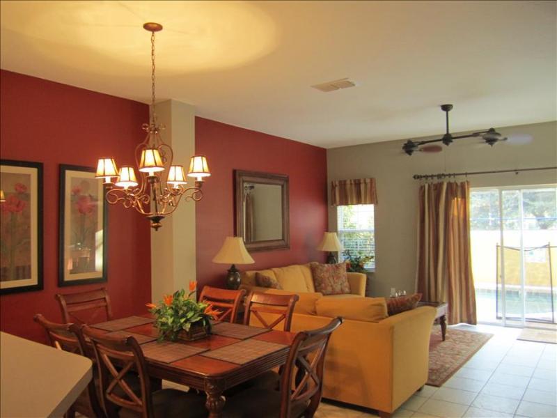 ENCANTADA (3189YLL) - 3BR 2.5BA private pool, gated Resort, close DISNEY - Image 1 - Four Corners - rentals