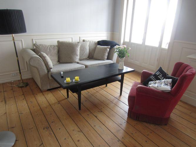 Roerholmsgade Apartment - Lovely large Copenhagen apartment in an artists street - Copenhagen - rentals