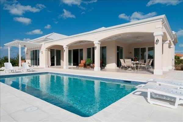 Stunning 360 degree views of the neighboring Leeward waterway, this villa is 5 minutes from the ocean. IE VIV - Image 1 - Leeward - rentals