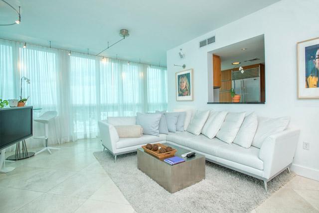 Setai Hotel 2 Bedroom Condo 21st Floor - Sleeps 6! - Image 1 - Miami Beach - rentals