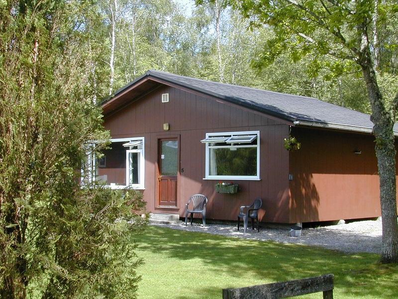 Willow Lodge (No 5) - Torcroft Lodges Loch Ness - Glen Urquhart - rentals