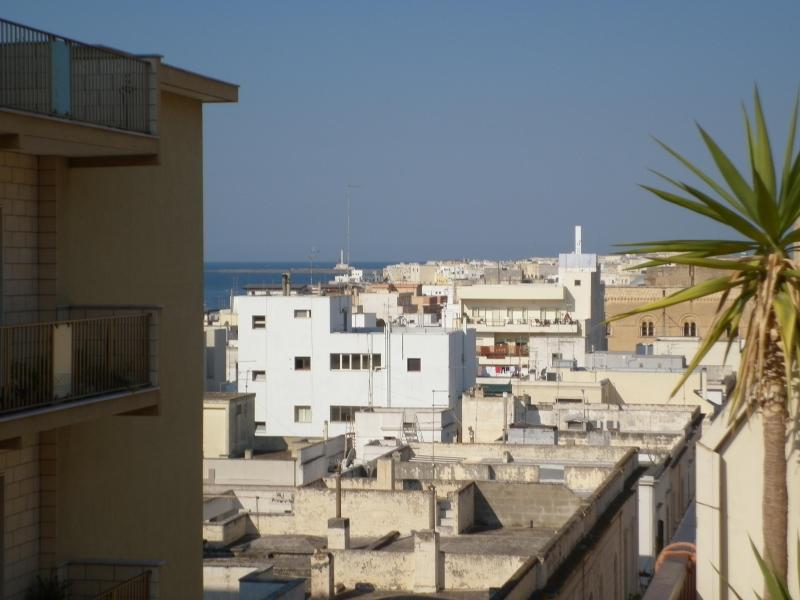 4th floor, big outdoor balcony (270sf), bedroom (110sf) - Image 1 - Gallipoli - rentals