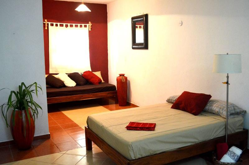 Spacious room with a private bathroom - Image 1 - Tulum - rentals