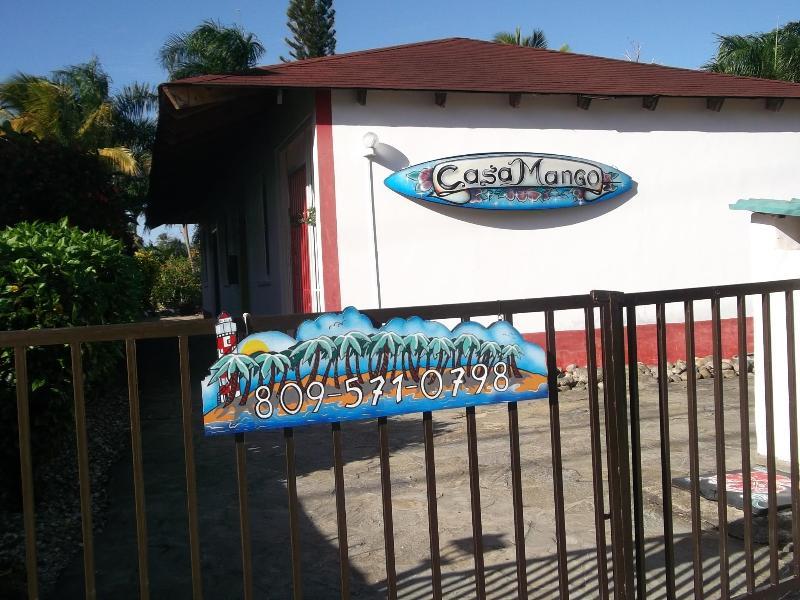 front - Casa Mango - Cabarete - rentals