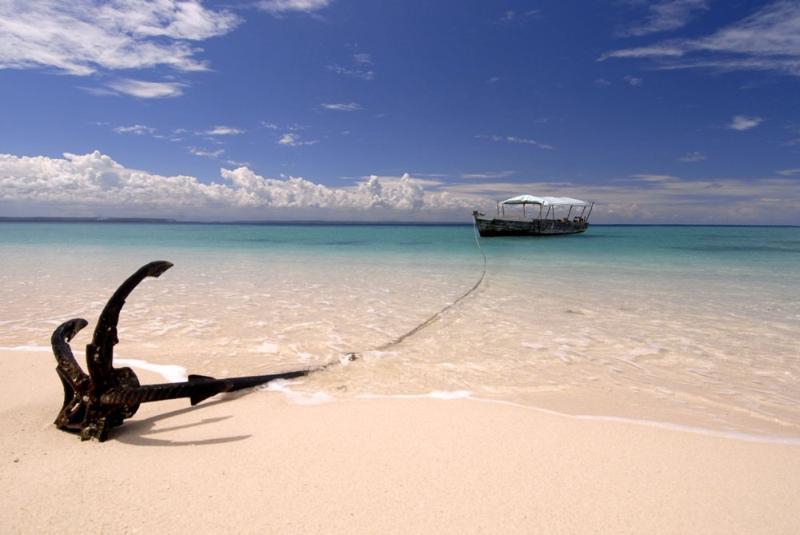Maziwe Island Marine Reserve - The Tides Lodge - Beach House - Pangani - rentals