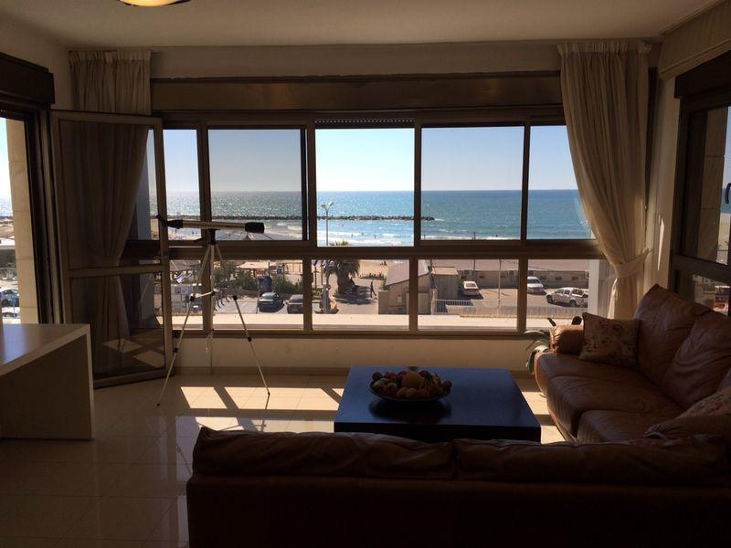 Saloon View - Amazing Apa on the BEACH of TLV!!! - Gedera - rentals