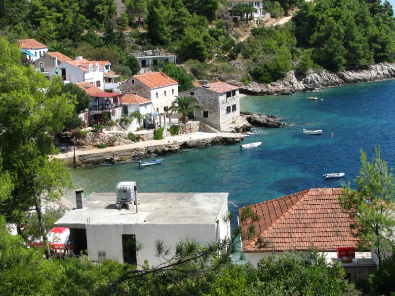 Vila Lila Hvar 1 Meter From The Sea - Image 1 - Gdinj - rentals