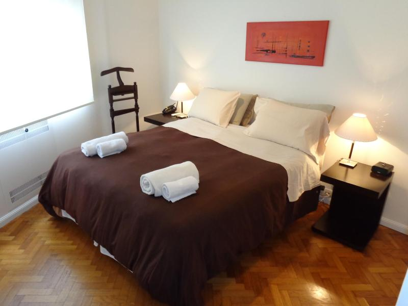 Modern 2BR Flat in the Heart of Recoleta - Image 1 - Buenos Aires - rentals
