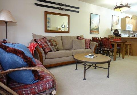 Copper Springs 329 ~ RA44509 - Image 1 - Copper Mountain - rentals