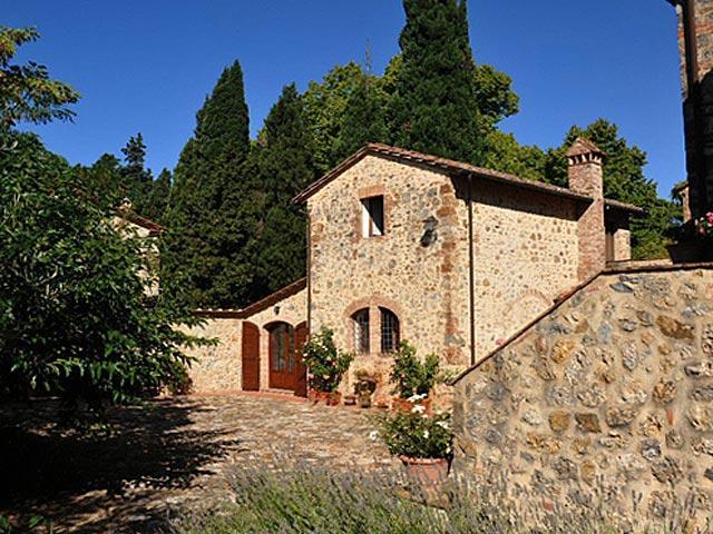Lornano -Trebbiano - Image 1 - Quercegrossa - rentals