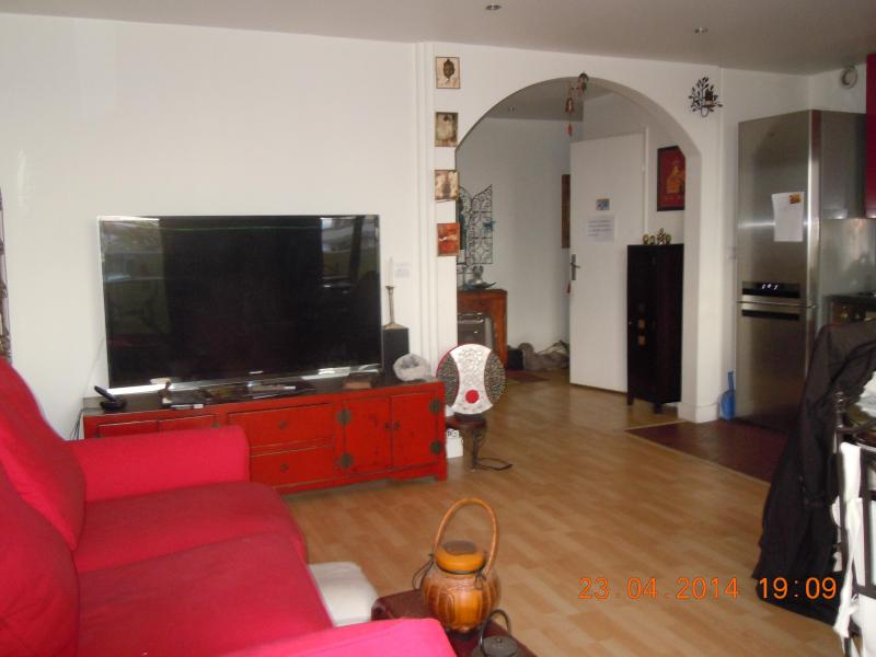 spacious , calm and zen appartment for rent on august 2014 - Image 1 - Le Pre-Saint-Gervais - rentals