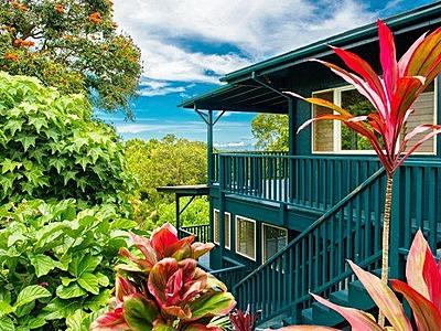 A slice of tropical heaven - BALI STYLE STUDIO ON 5 LUSH ACRES & STREAM IN KAPA - Kapaa - rentals