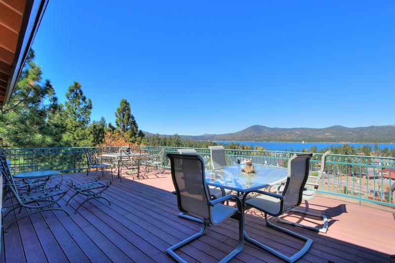 The best views to watch the July 4th fireworks in town. - Grand View Manor-Walk to Village! Best Lake Views! - City of Big Bear Lake - rentals