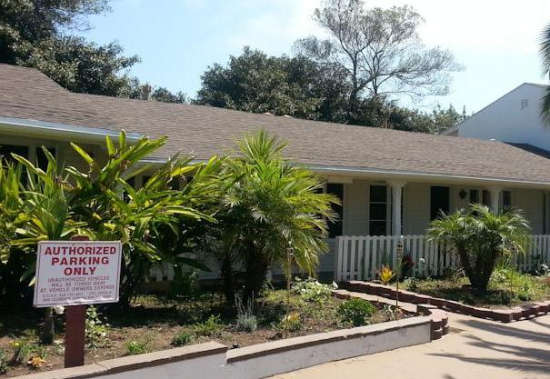 The front of the property - Your View Suite near Beach & Coffee - San Clemente - rentals